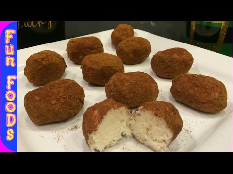 Irish Potato Candy | How to Make Irish Potato Candy | St. Patrick's Day Dessert Recipe