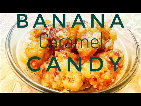 Banana Caramel Candy / Indian recipes / Punjabi recipes / by Desi Foodies