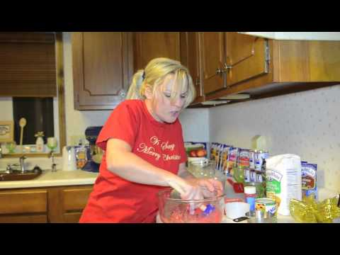 RHONDA'S KITCHEN – Strawberry Christmas Candy
