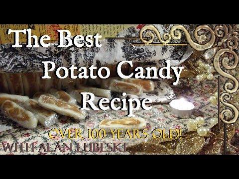 凜凜The BEST 100 year old family Potato Candy Recipe with Alan Lubeski凜凜