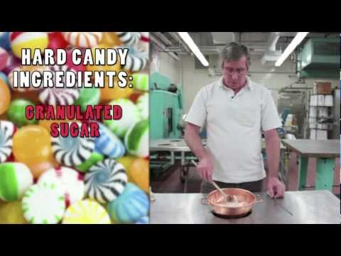 Hard Candy Chemistry!