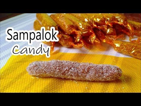 Sampalok Candy | How to make Tamarind Candy | Food Business Recipe