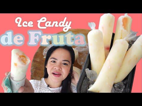 Soft Ice Candy de FRUTA| ASG