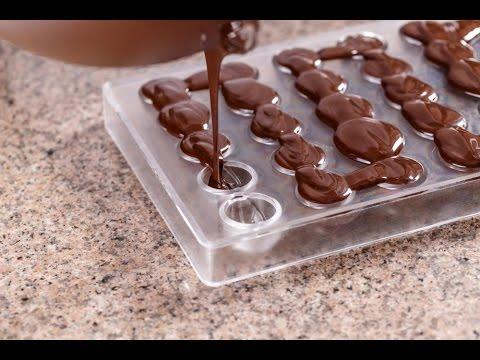 Chocolate molds recipe