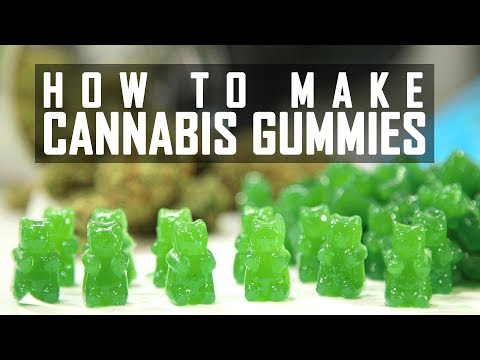 How to Make Cannabis Gummies (With Infused Coconut Oil) Cannabasics #86