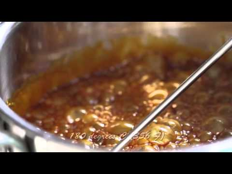Salted Chewy Caramel Candy Recipe – French Butter Caramel