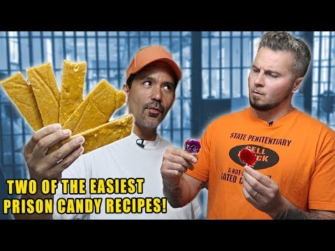 Easiest Way to Make CANDY in PRISON