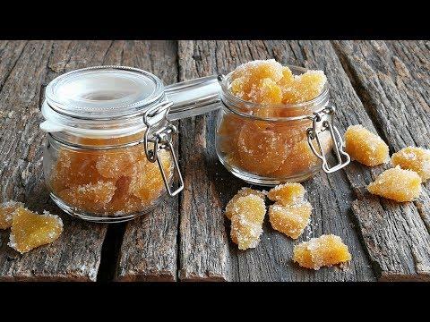 Candied Mango Recipe