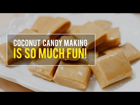 How to Make Coconut Candy