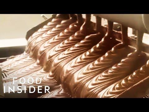 Make A Custom Candy Bar At Hershey's Chocolate World