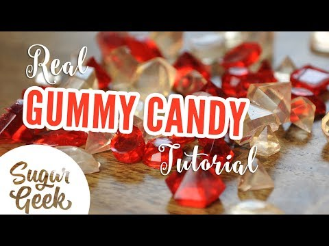 Real Gummy Candy Recipe