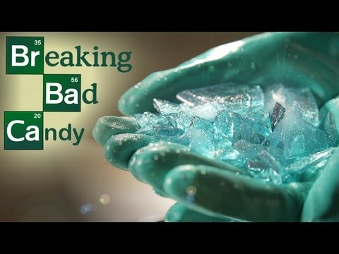 Breaking Bad Crystal Meth Rock Candy | Dessert Ideas | Just Add Sugar
