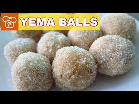 How to Make Yema Balls | Pinoy Easy Recipes