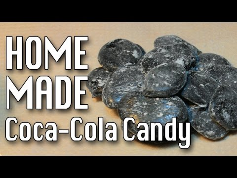Homemade Coke Candy