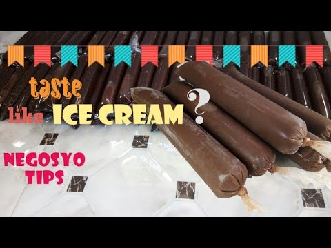 ICE CANDY | how to make creamy ice candy | summer business | cook and taste