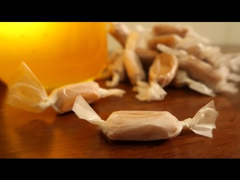 How To Make Amazing Honey Taffy – (Only Honey)