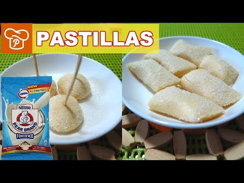 How to Make Pastillas | Pinoy Easy Recipes