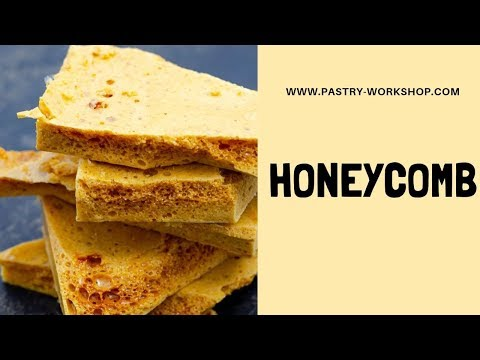 Honeycomb Candy Recipe