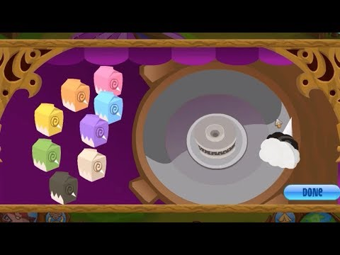 All Secret Cotton Candy Recipes! (Animal Jam)
