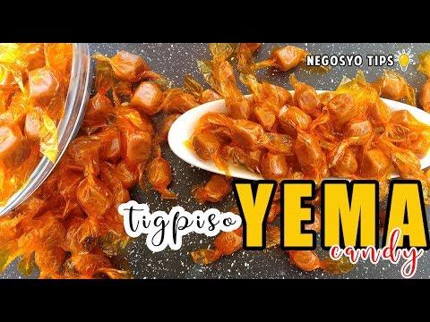 YEMA CANDY NA PANG NEGOSYO | PAANO GUMAWA NG YEMA CANDY | Micay Deboma 💡