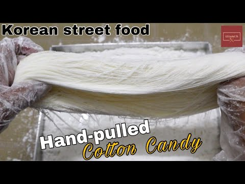 How to Make Dragon Beard Candy | KitcheNet Ph