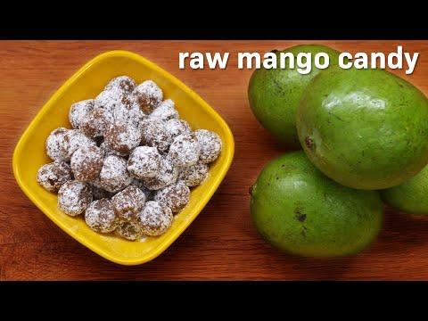 Raw Mango Candy Recipe | सालभर चलनेवाले आम के गटागट | Healthy digestive Mango Candy | Pachak Goli