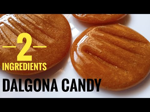 lock down special dalgona candy Recipe||yummy Recipes by Selu