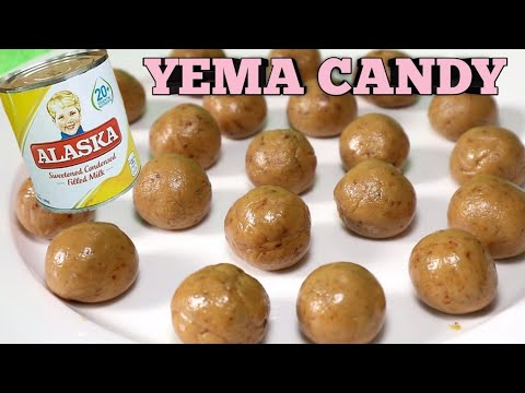 CONDENSED YEMA CANDY | HOW TO MAKE YEMA CANDY |