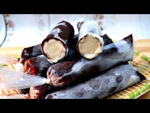 MAGNUM ICE CANDY | Smooth and Creamy Magnum-style Ice Candy