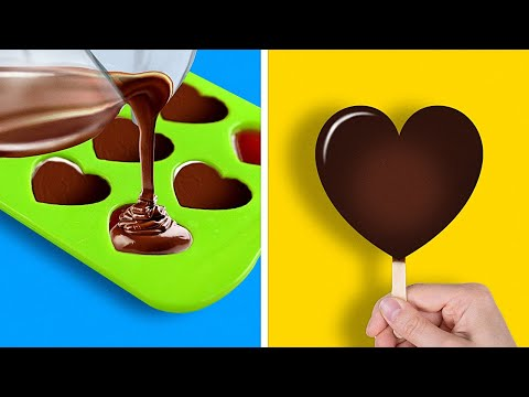 Homemade ICE CREAM And CANDY Recipes || Yummy Chocolate Recipes For Sweet Tooth!