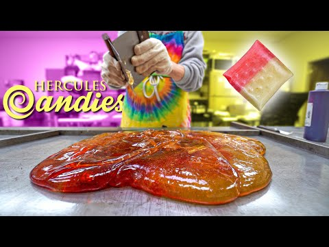 We Made Strawberry Lemonade Hard Candy For The First Time Ever!