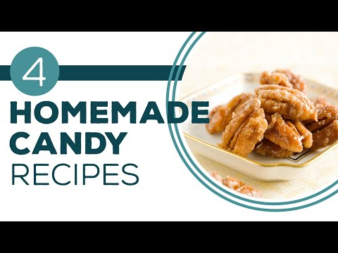 Full Episode Fridays: Candy & Sweets – 4 Homemade Candy Recipes