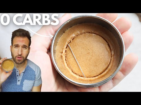 Keto Squid Game Candy | ZERO CARB Honeycomb Dalgona Candy Recipe (No Sugar Needed)